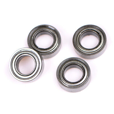 4x ball bearing MR137ZZ 7*13*4 7x13x4mm metal shield MR137Z ball bearingM&C