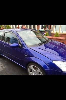 POLISHED 22mm Bonnet Raisers//Lifters Ford Mondeo MK2 Sapphire Cosworth  V6