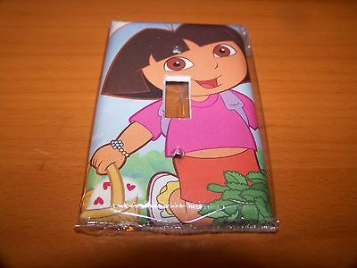 Dora The Explorer Light Switch Plate #2