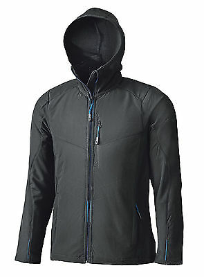 Held 9755 Men's Quilted Jacket Functional Motorcycle Clip-In THERMO TOP BLACK