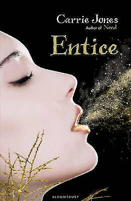 Entice by Carrie Jones (Paperback)