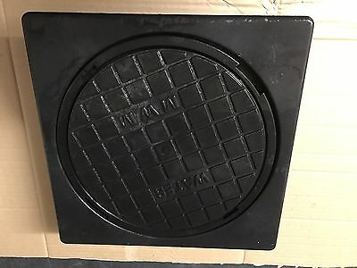 300mm/225mm Water Meter Box Inspection Chamber Cover Lid Cover