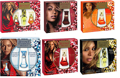 Beyonce Gift Set(Select Set) (All Heat Variants, Rise, Trio)