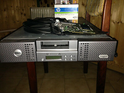 DELL PowerVault 124T LTO-4 Tape Autoloader / 0NH3F