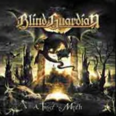 Blind Guardian-A Twist in the Myth  CD NEW