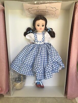 MADAME ALEXANDER 36355 Dorothy Cissy Wizord Of Oz Collectible Doll
