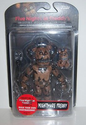 Five Nights at Freddy's Nightmare Freddy Series 2 - New In Package - Funko