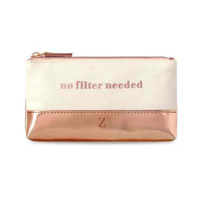 Zoella No Filter Needed Beauty Bag By Zoella Beauty