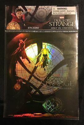 Marvel Doctor Strange  Movie  Decal Sticker -Collectible