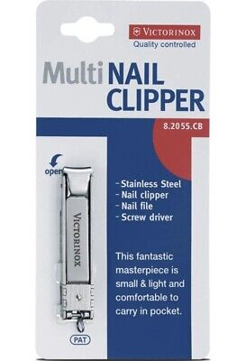 Victorinox Swiss Army Nail Clip 580 Swiss Army Knife, FAST SHIP FROM STORE