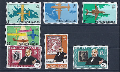 FALKLAND ISLANDS 1979 - mint stamps - postfrisch Nr. 284-290 **