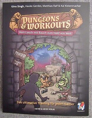 Buch Dungeons & Workouts