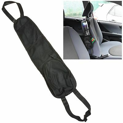 Car Side Seat Pocket Organiser Tidy Storage Pouch Collector Hang Bag Accessory