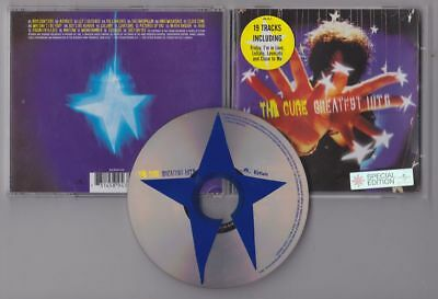 THE CURE - greatest hits , cd     [ best of ]