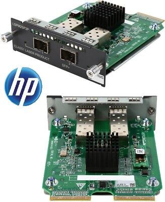 2-port 10GbE SFP+ Modul HP A5120 Switch Serie/HP A5500 Series, JD368B