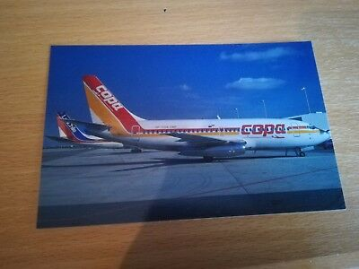 1 postcard Copa Airlines