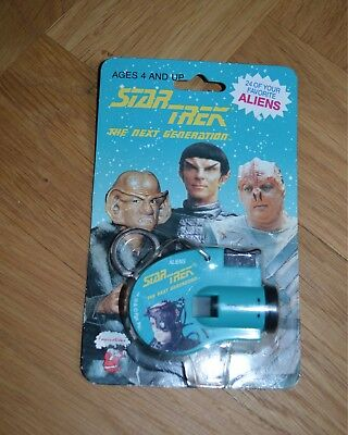 NEU: Star Trek Schlüsselanhänger Enterprise Click viewer in OVP