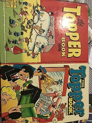 The Topper Book 1984 1975