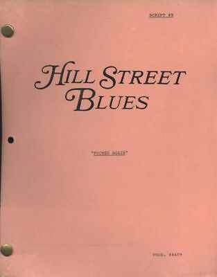 HILL STREET BLUES - Fuched Again - Daniel J. Travanti, Veronica Hamel