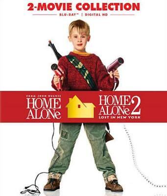 Home Alone: 2-Movie Collection New Blu-Ray Disc