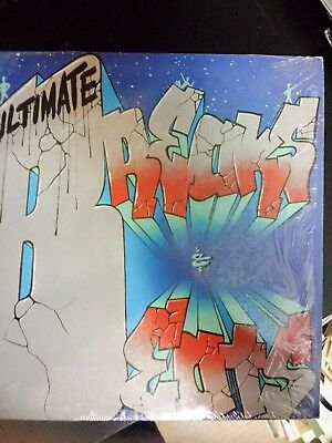 Ultimate Breaks And Beats Vinyl LP #22 (SBR522) Soul Hip Hop Funk Breaks NM