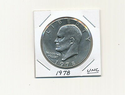 1978 EISENHOWER (IKE) DOLLAR..UNCIRCULATED....*Free Ship*