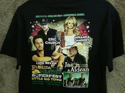 Luke Bryan 2014 concert shirt My Kinda Tour