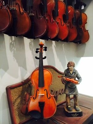 ½ Size Gliga III Romanian Made Second Hand Violin $480