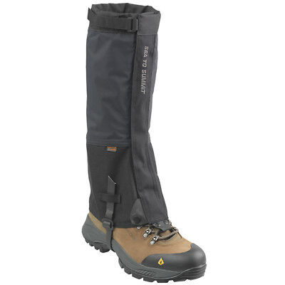 NEW Sea To Summit Quagmire Canvas Gaiters By Anaconda