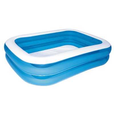 NEW Bestway Inflatable Rectangular Family Pool By Anaconda