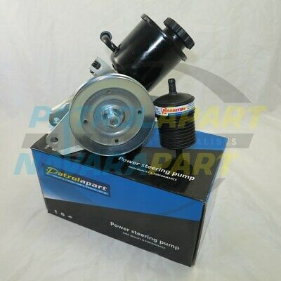 BRAND NEW Nissan Patrol GQ GU TD42 Power Steering Pump (49110VB200NG)