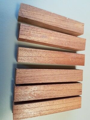 Timber Pen Blanks - Red Cedar