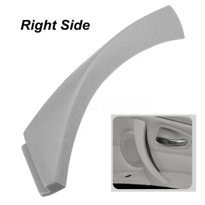 Right Inner Door Panel Handle Outer Trim Cover Fit For BMW E90 3-Series Sedan