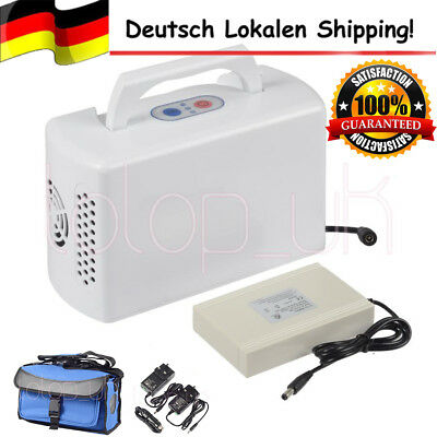 Portable Oxygen Concentrator Generator Home Health Care with Low Noise 3L 32W DE