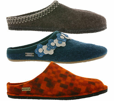 HAFLINGER Everest Dahlia, Original Urban & Flair PP23 Schuhe Slipper Hausschuhe
