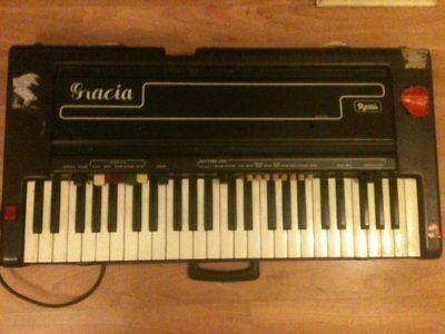 Armon Gracia Remi Organ Vintage Synth FREE WORLDWIDE SHIPPING