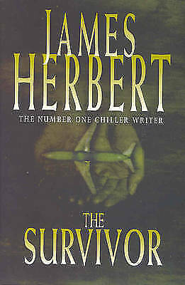 The Survivor by James Herbert (Paperback)