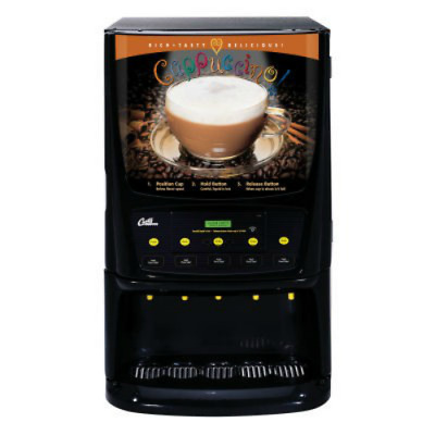 Curtis PCGT5 Commercial Cappuccino Machine  &Wrty Cert WE WILL SHIP