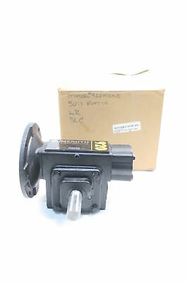 New Winsmith 920Mdne Se Worm Gear Reducer 1750Rpm 0.43Hp 50:1 5/8In 1In D584995