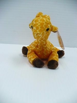 1cfcdc952cd RETIRED TWIGS THE Giraffe Beanie Baby WITH ERRORS -  55.00