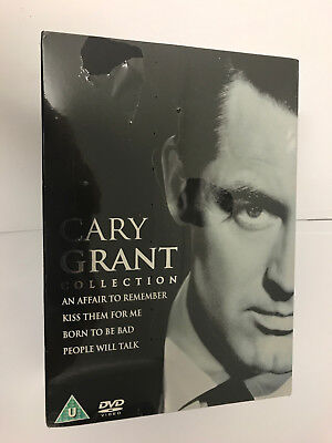 Cary Grant Collection (DVD BOXSET) NEW & SEALED
