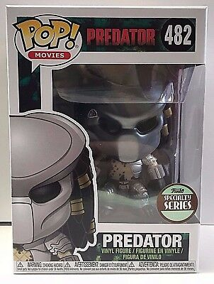 PREDATOR 482 Funko SPECIALTY SERIES POP! vinyl figure New In Package RARE