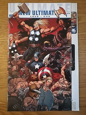 Marvel New Ultimates Issue 1