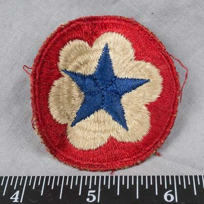 Vintage WWII Korean War Era US Army Service Forces Patch ajd
