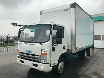Box truck + Cab Over + Delivery + Parcel + Furniture +