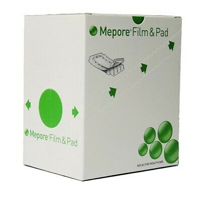 Mepore Film & Pad Absorbent Dressing(s) 9cm x 10cm - Wounds Cuts Abrasions