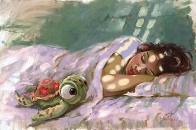 """""""Dreaming of the Reef"""" by Irene Sheri"""