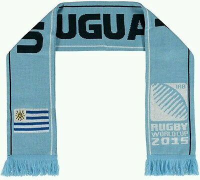 Rugby World Cup 2015 - Uruguay Scarf - Collectors item BNWT