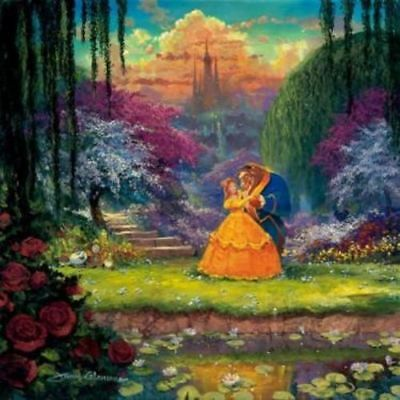"Beauty and The Beast ""Garden Waltz"" by James Coleman"