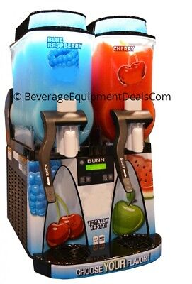 Bunn Ultra 2 D Frozen Drink Slush Machine &Warranty Cert WE WILL SHIP